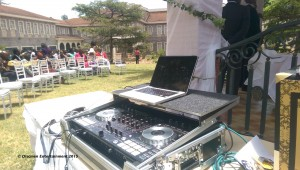 Church Set -up