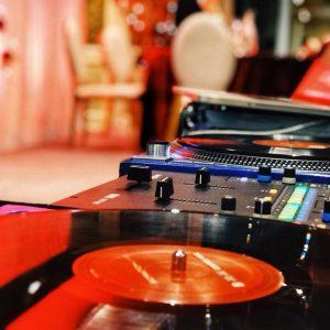 DJ Services, PA System & Generator